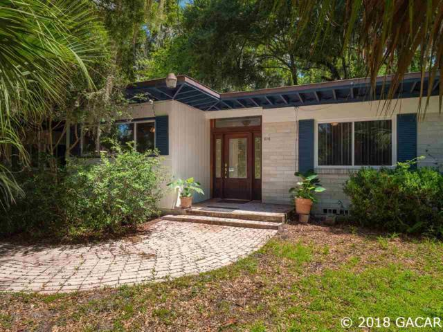 616 SW 21st Avenue, Gainesville, FL 32601 (MLS #416936) :: Thomas Group Realty