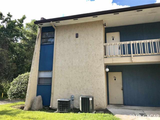 2811 SW Archer Road X202, Gainesville, FL 32608 (MLS #416967) :: Bosshardt Realty
