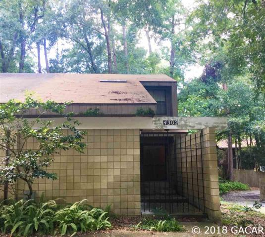 4302 SW 69 Terrace, Gainesville, FL 32608 (MLS #417015) :: OurTown Group