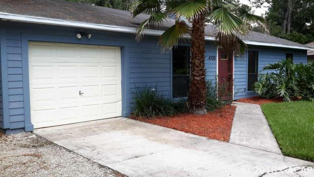 4320 NW 27th Drive, Gainesville, FL 32605 (MLS #417029) :: Florida Homes Realty & Mortgage
