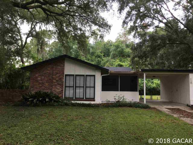 18 NW 36th Drive, Gainesville, FL 32607 (MLS #417057) :: Thomas Group Realty