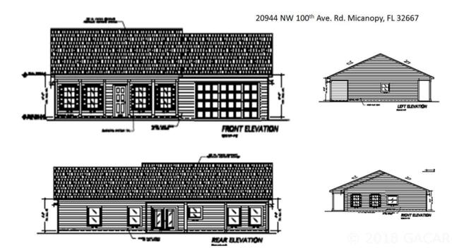 20944 NW 100th Ave Road, Micanopy, FL 32667 (MLS #417148) :: Rabell Realty Group
