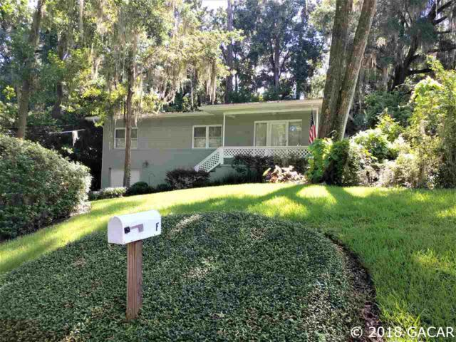 701 SW 28TH Street, Gainesville, FL 32607 (MLS #417191) :: Pepine Realty