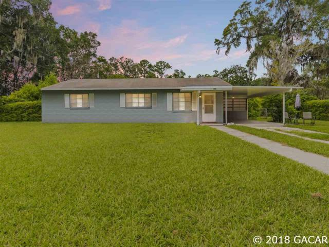 515 NW 32nd Avenue, Gainesville, FL 32609 (MLS #417215) :: Bosshardt Realty