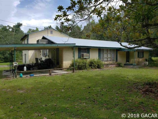 61 SW 162ND Street, Cross City, FL 32628 (MLS #417308) :: Bosshardt Realty