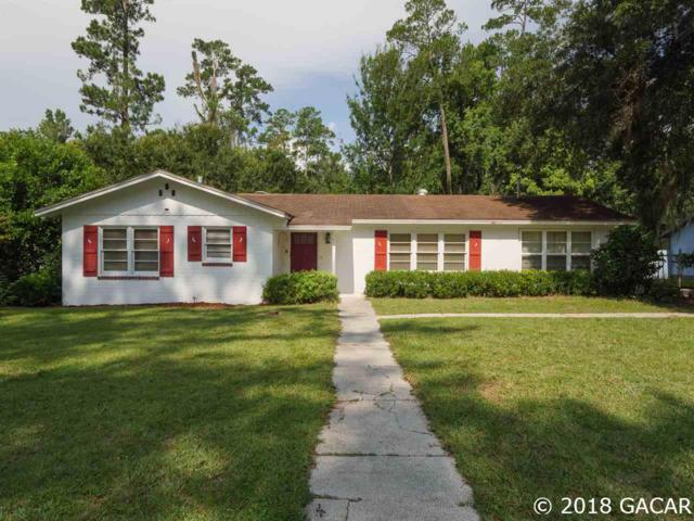 4024 NW 14th Street, Gainesville, FL 32605 (MLS #417310) :: OurTown Group