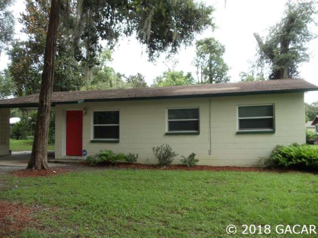 605 SE 13th Terrace, Gainesville, FL 32641 (MLS #417358) :: Abraham Agape Group