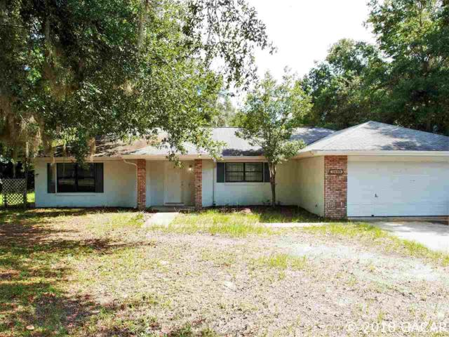 5699 NE 54TH Place, High Springs, FL 32643 (MLS #417367) :: Rabell Realty Group