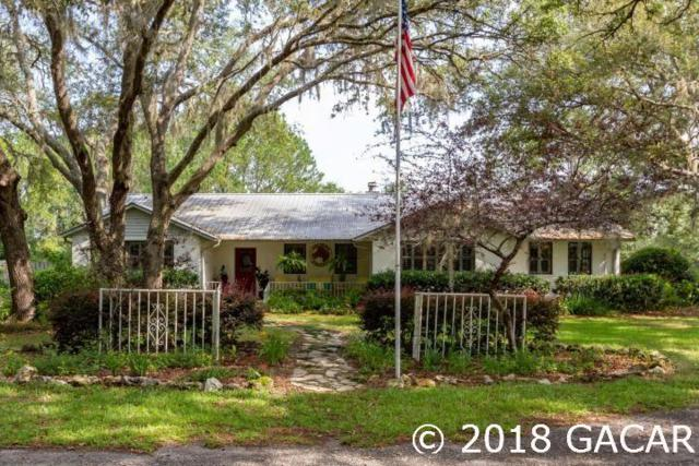 942 S Sr 26, Melrose, FL 32666 (MLS #417382) :: OurTown Group
