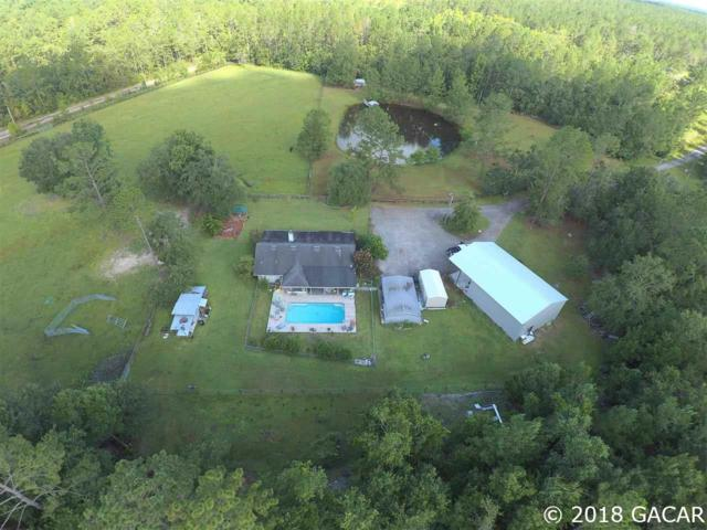 5800 Retreat Road, Keystone Heights, FL 32656 (MLS #417523) :: Pristine Properties