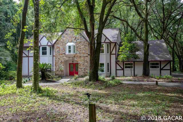 11 NW 88TH Terrace, Gainesville, FL 32607 (MLS #417578) :: Bosshardt Realty