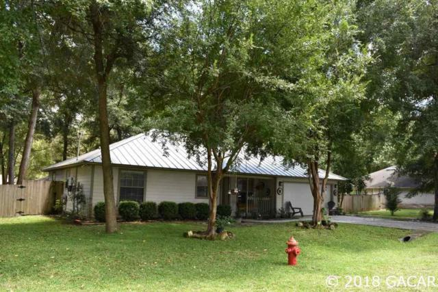 17687 NW 238 Street, High Springs, FL 32643 (MLS #417587) :: Thomas Group Realty