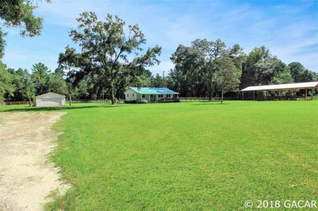 16171 NW 130th Street, Williston, FL 32696 (MLS #417602) :: Florida Homes Realty & Mortgage
