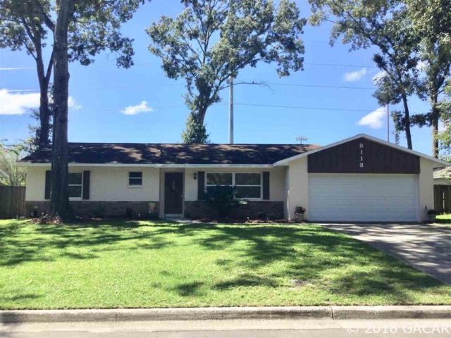 8113 SW 13 Road, Gainesville, FL 32608 (MLS #417605) :: Pristine Properties