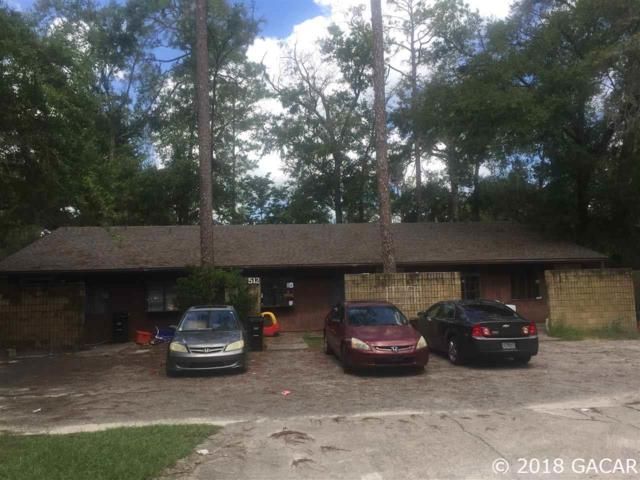 512 SW 68th Terrace, Gainesville, FL 32607 (MLS #417620) :: OurTown Group