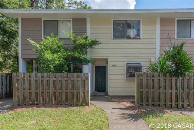 4028 SW 21st Road, Gainesville, FL 32607 (MLS #417685) :: Pristine Properties