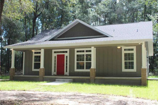 25849 NW 206 Place, High Springs, FL 32643 (MLS #417688) :: Rabell Realty Group