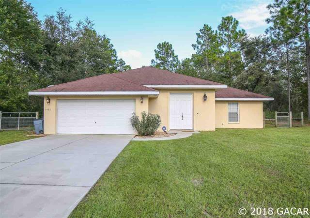1461 NE 154th Ave, Williston, FL 32696 (MLS #417697) :: Florida Homes Realty & Mortgage