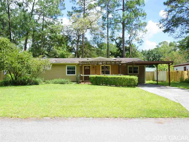 4621 NW 28th Street, Gainesville, FL 32605 (MLS #417739) :: Florida Homes Realty & Mortgage