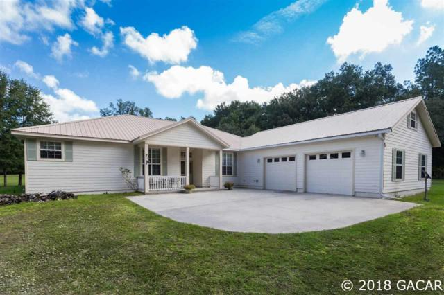 4960 NE 58TH Lane, High Springs, FL 32643 (MLS #417755) :: OurTown Group