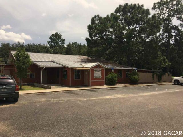9850 NE State Rd 24, Archer, FL 32618 (MLS #417794) :: Rabell Realty Group