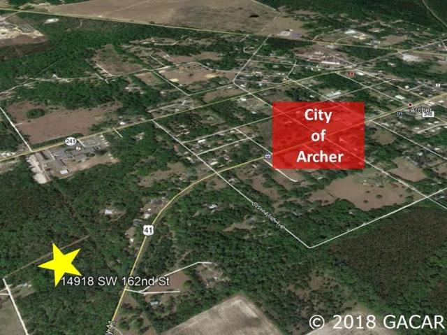 14918 SW 162nd Avenue, Archer, FL 32618 (MLS #417846) :: Rabell Realty Group
