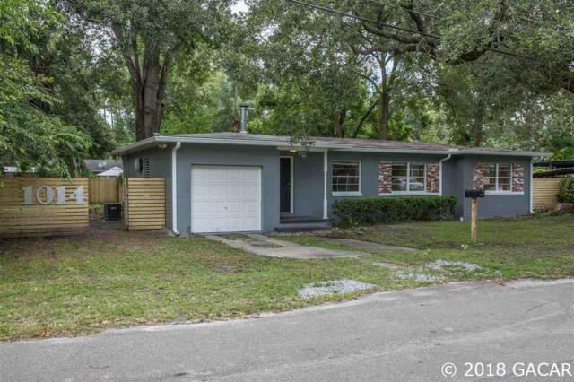 1014 NE 5th Avenue, Gainesville, FL 32601 (MLS #417852) :: Pepine Realty