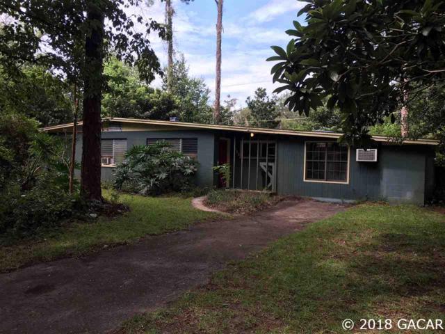 1822 NE 7th Terrace, Gainesville, FL 32609 (MLS #417861) :: Pepine Realty