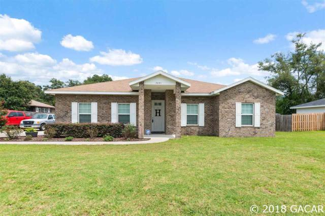 2031 SW 254th Street, Newberry, FL 32669 (MLS #417862) :: Pristine Properties