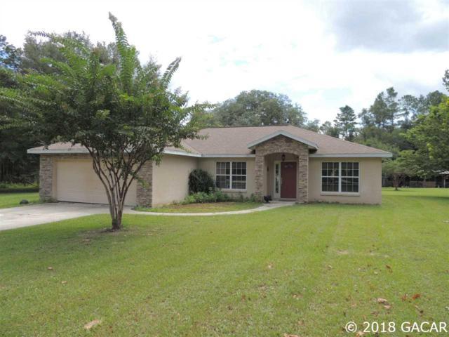 4951 NE 101 Avenue, Bronson, FL 32621 (MLS #417865) :: Pristine Properties