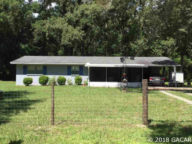 11850 NW 83rd Court, Chiefland, FL 32626 (MLS #417874) :: Pristine Properties