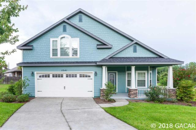 1541 NW 100th Drive, Gainesville, FL 32606 (MLS #417879) :: Bosshardt Realty
