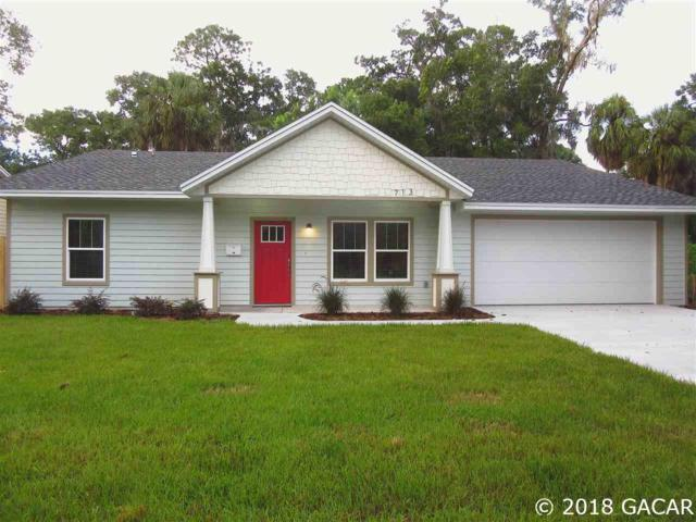 713 NW 15th Avenue, Gainesville, FL 32601 (MLS #417884) :: Bosshardt Realty