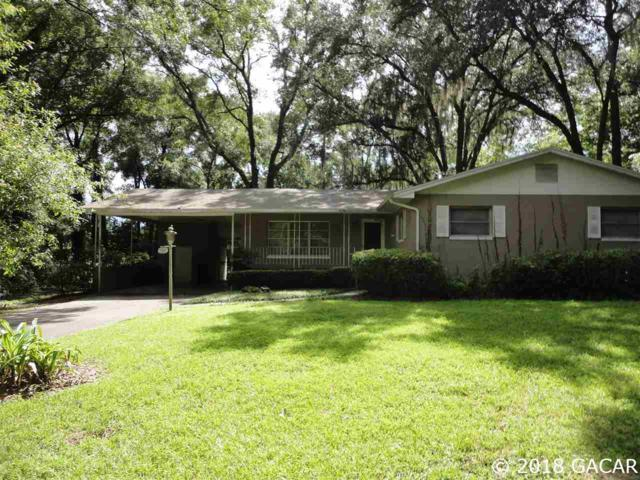 3557 NW 10th Avenue, Gainesville, FL 32605 (MLS #417906) :: Rabell Realty Group