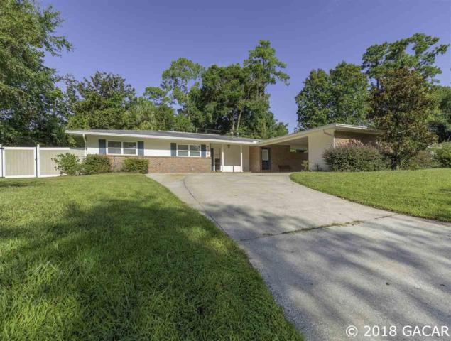 1716 NW 22nd Street, Gainesville, FL 32605 (MLS #417982) :: Bosshardt Realty