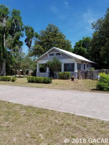 240 NW 2 Avenue, High Springs, FL 32643 (MLS #418008) :: Pristine Properties