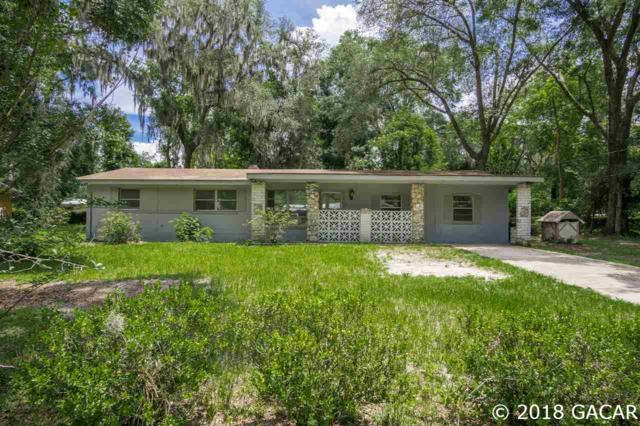 2203 SE 50th Street, Gainesville, FL 32641 (MLS #418012) :: Thomas Group Realty
