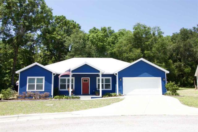 9142 Marryann Drive, Fanning Springs, FL 32693 (MLS #418100) :: Bosshardt Realty
