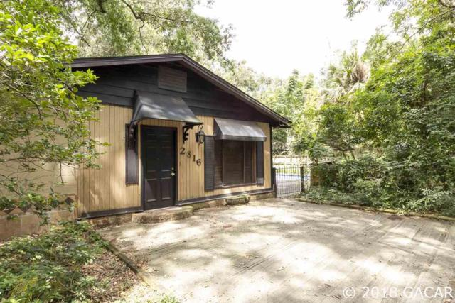 2816 W University Avenue, Gainesville, FL 32607 (MLS #418146) :: Bosshardt Realty