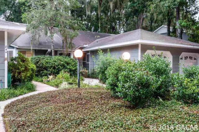 840 SW 51ST Way, Gainesville, FL 32607 (MLS #418180) :: Bosshardt Realty