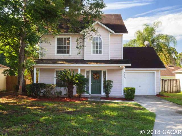 2509 NW 37th Pl, Gainesville, FL 32605 (MLS #418192) :: Florida Homes Realty & Mortgage