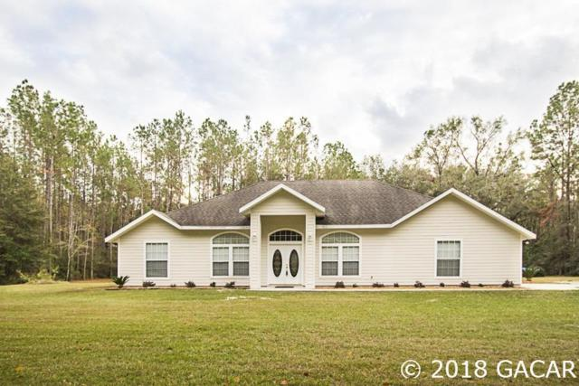 16845 NW 32nd Ave, Newberry, FL 32669 (MLS #418212) :: Bosshardt Realty