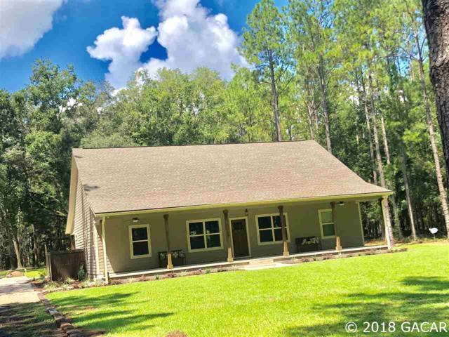 25910 NW 110th Avenue, High Springs, FL 32643 (MLS #418304) :: Rabell Realty Group