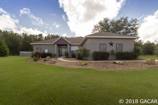 22435 NW 188th Street, High Springs, FL 32643 (MLS #418356) :: Bosshardt Realty