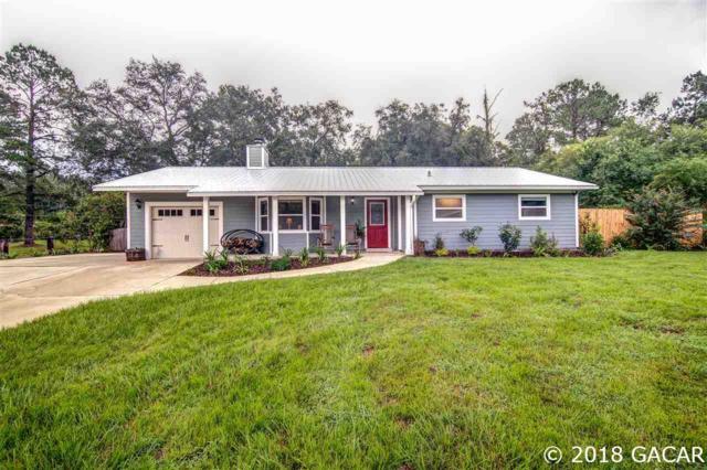 12809 NW 73rd Terrace, Alachua, FL 32615 (MLS #418424) :: Bosshardt Realty