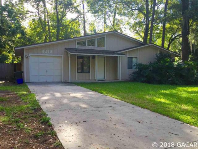 4319 NW 29TH Terrace, Gainesville, FL 32605 (MLS #418425) :: Bosshardt Realty