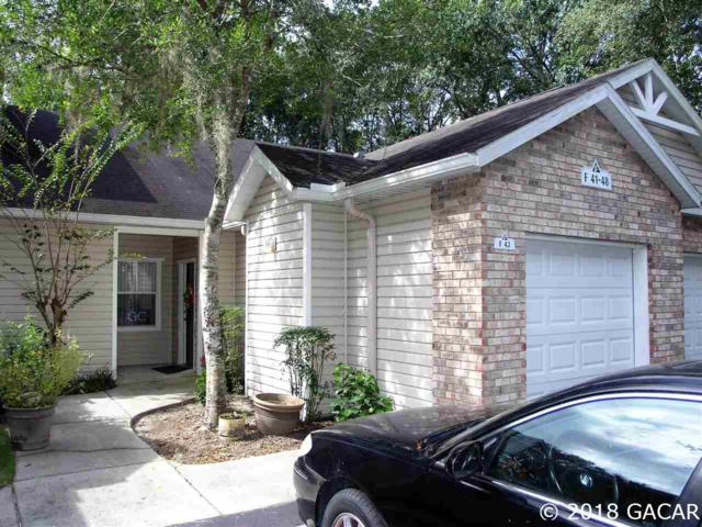 4700 SW Archer Road #42, Gainesville, FL 32608 (MLS #418490) :: Florida Homes Realty & Mortgage