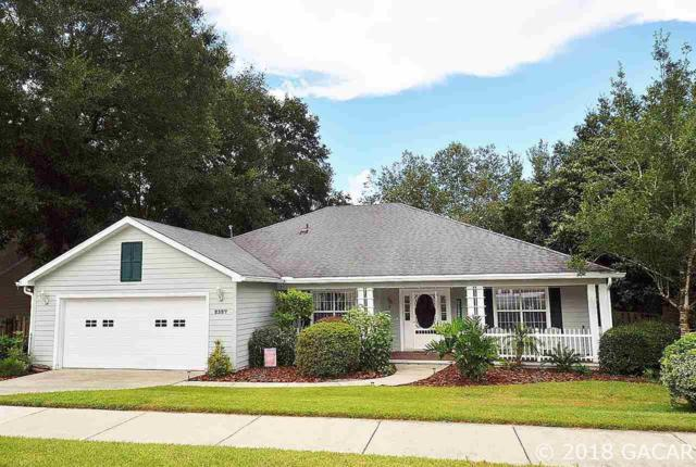 2327 NW 91st Drive, Gainesville, FL 32606 (MLS #418559) :: Rabell Realty Group