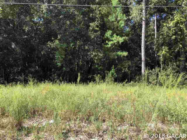 00 SE 55th Street, Keystone Heights, FL 32656 (MLS #418609) :: Bosshardt Realty