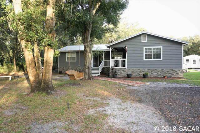 9922 SW 136th St, Starke, FL 32091 (MLS #418628) :: Bosshardt Realty